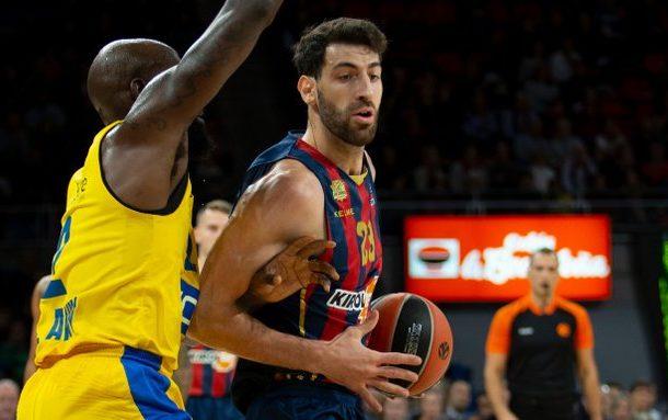 Maccabi saca los colores al Baskonia en el Buesa