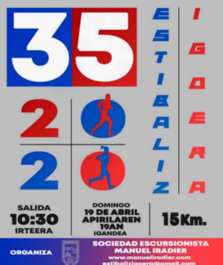 35ª Subida a Estíbaliz @ Armentia