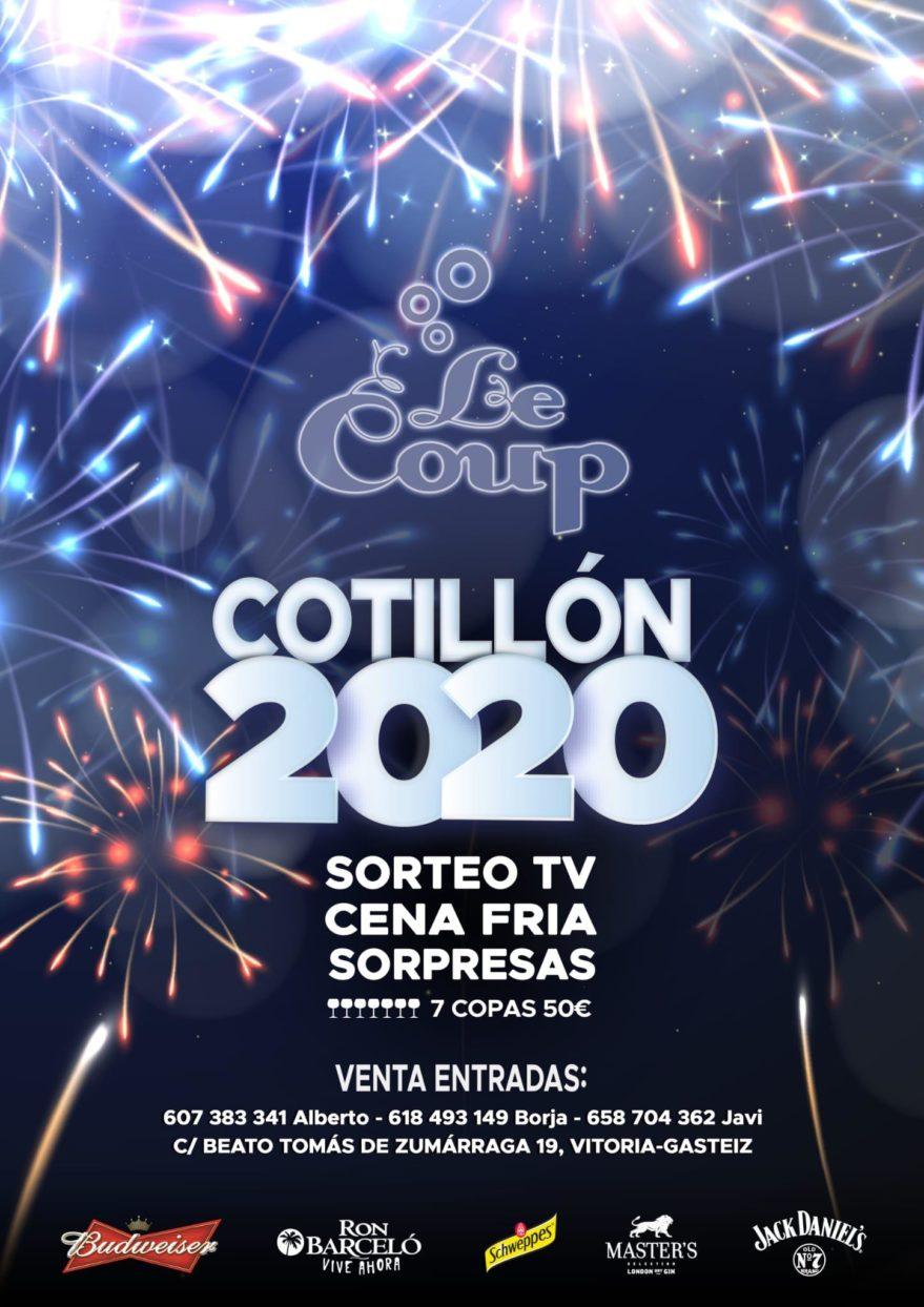 cotillon en vitoria nochevieja 2019