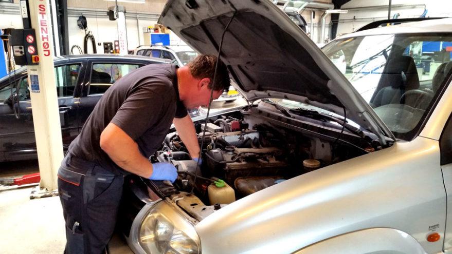inspeccion taller vehiculos kontsumobide
