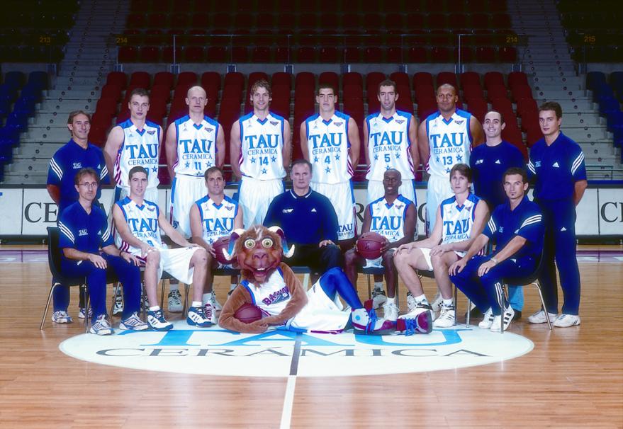 Dusko Ivanovic baskonia 2000