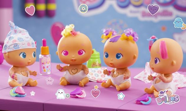 bellies juguetes mas vendidos