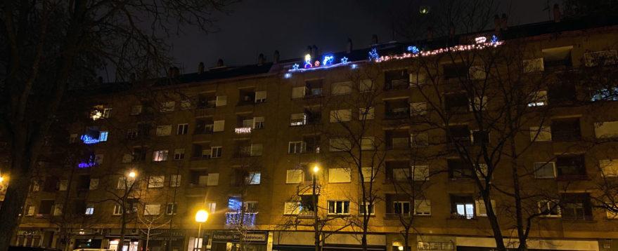 decoracion luces navidad vitoria
