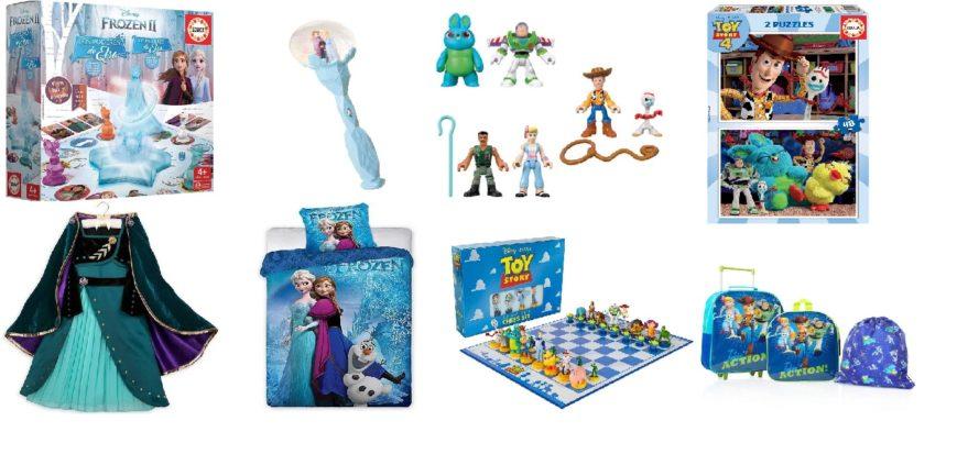 frozen-toy-story juguetes mas vendidos