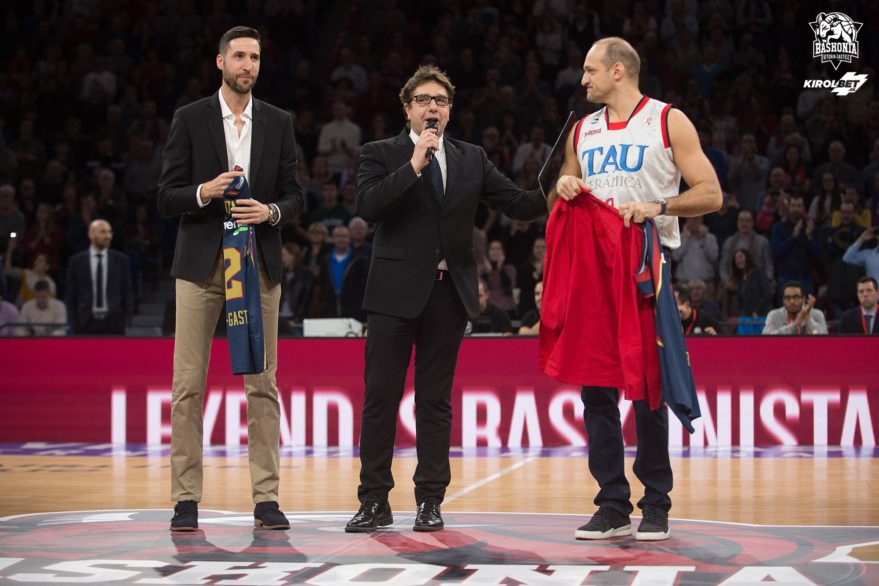baskonia real madrid homenaje rakocevic vidal