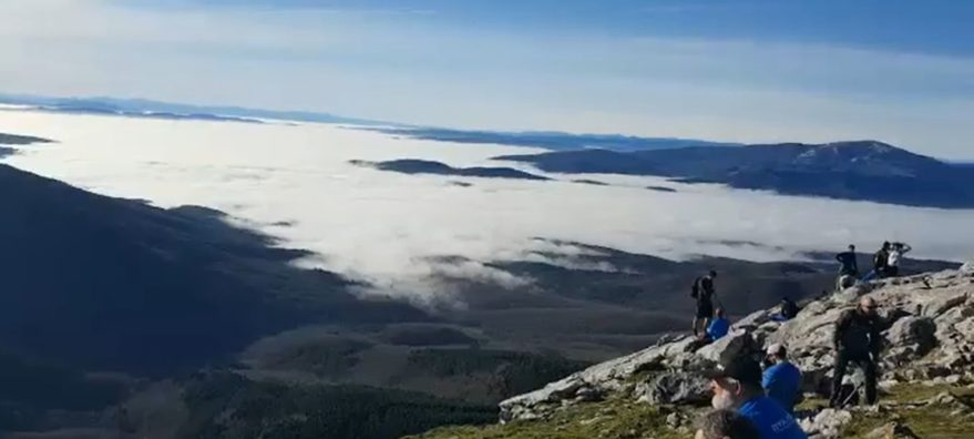 niebla en Vitoria-Gasteiz