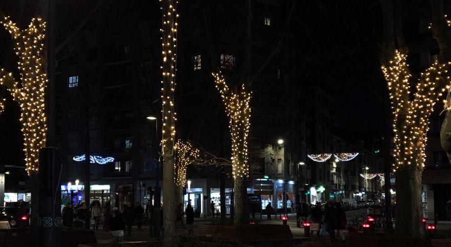 luces de navidad vitoria