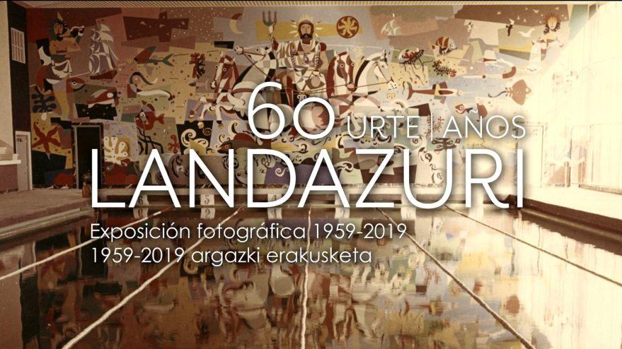 Exposición 60 años Landázuri