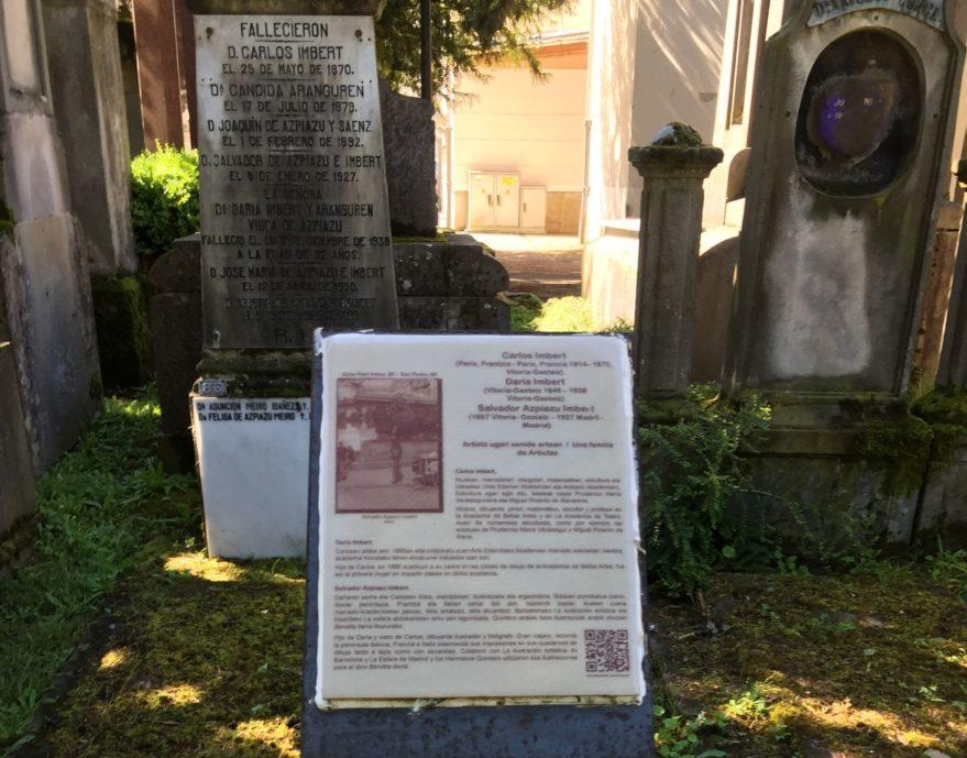 cementerio imbert vitoria