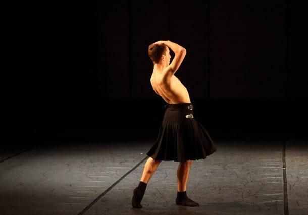 Jorge Moro, el bailarín vitoriano que triunfa en Alemania