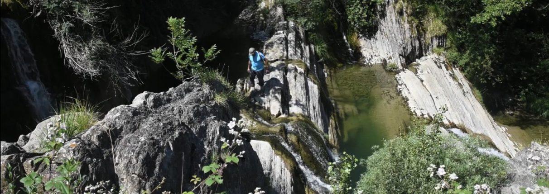 28 rutas para empaparte de Álava: cascadas, lagos, pozas, playas y ríos | Gasteiz Hoy
