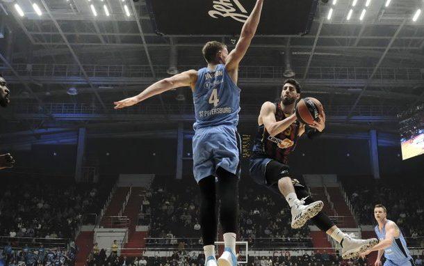 Baskonia deja escapar otra victoria frente al Zenit