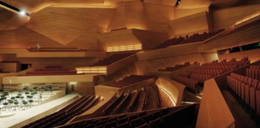 Necesita Vitoria Un Auditorio Asistencia A Los Conciertos Que Acoge Ahora El Principal Gasteiz Hoy