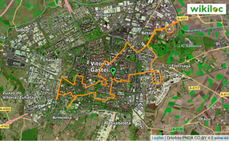 circuitos maraton martin fiz 2020