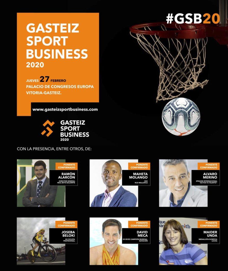 gasteiz sport business