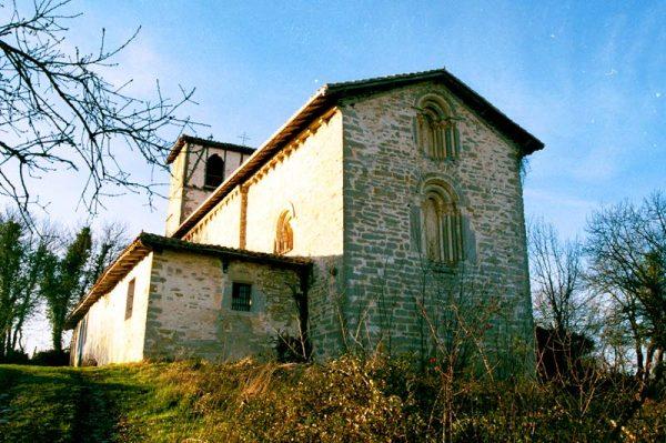 Iglesia de San Juan Bautista de Oiardo