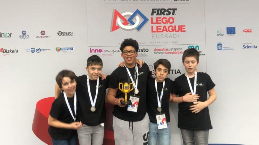 first lego league alava