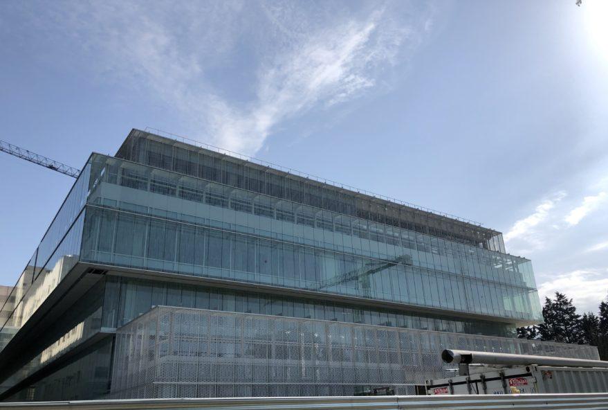 nuevo edificio txagorritxu uci