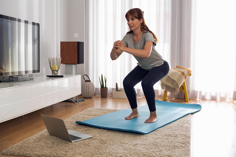 vuelve hacer ejercicio casa