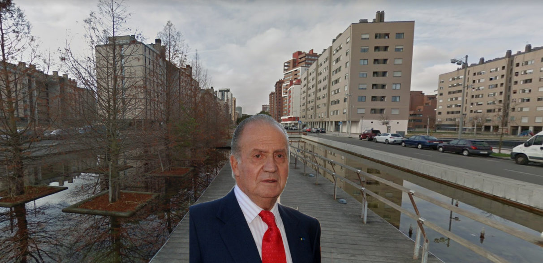 Vitoria-Gasteiz cambiará el nombre a la Avenida Juan Carlos I | Gasteiz Hoy