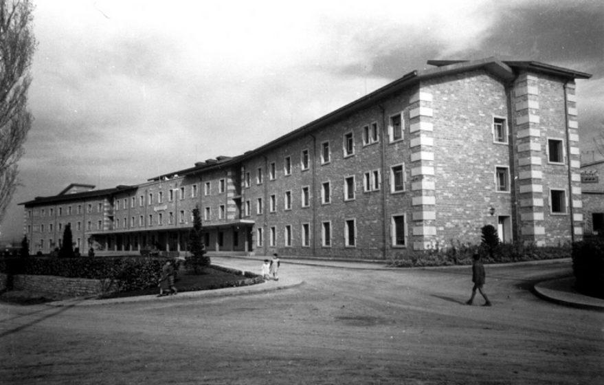 Clínica Arana en 1958. ATHA