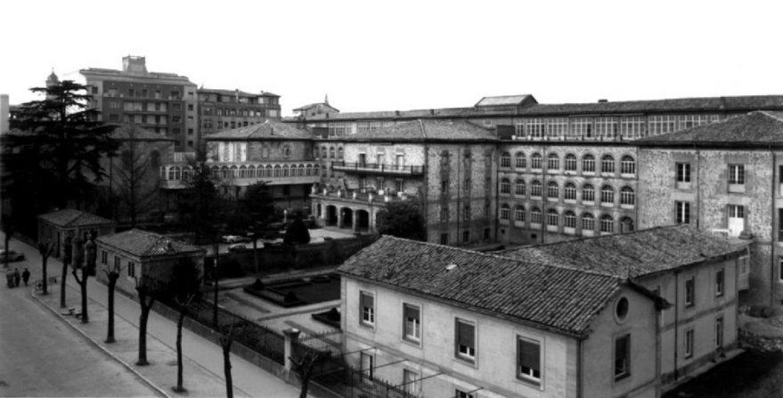 hospital de Santiago Vitoria