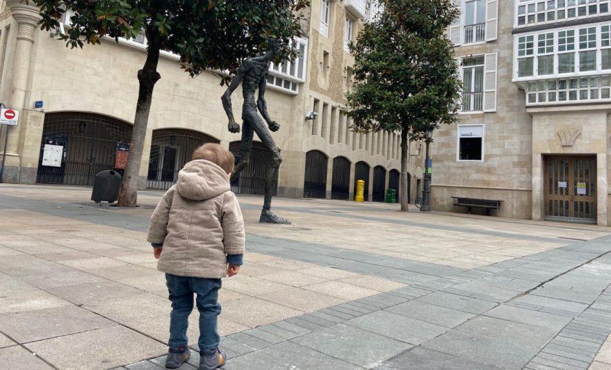 salida niños calles parque