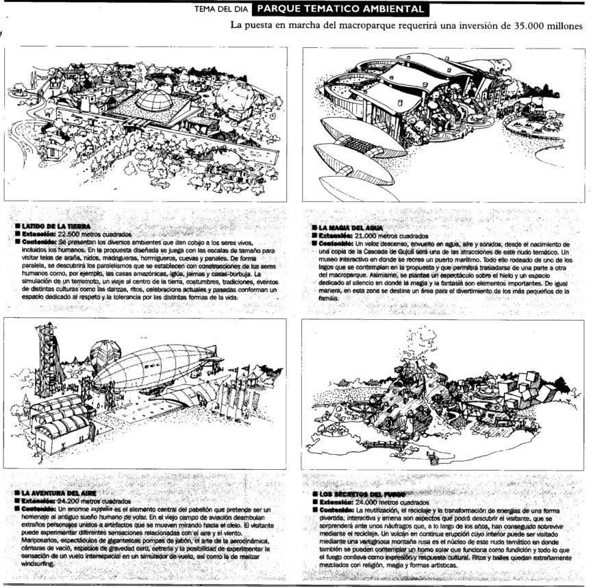 parque de atracciones medio ambiente vitoria biopolis