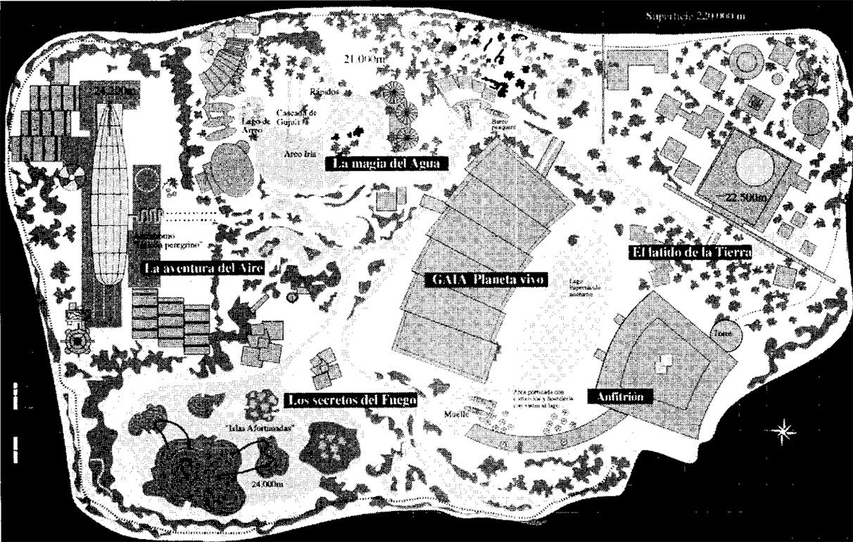 parque tematico vitoria biopolis atracciones