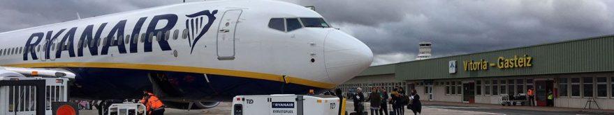 noticias aeropuerto de foronda en Vitoria-Gasteiz