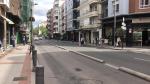 calle francia comercio local