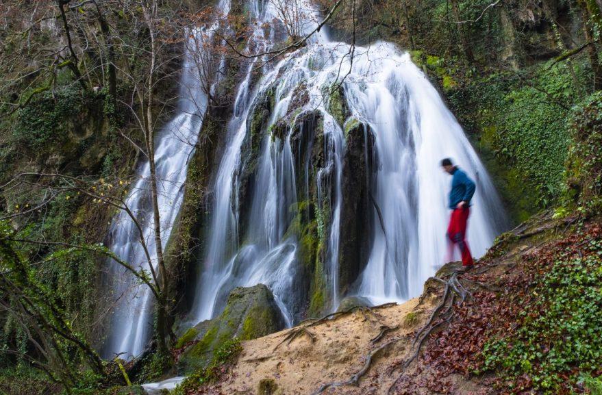 cascada rio corralada