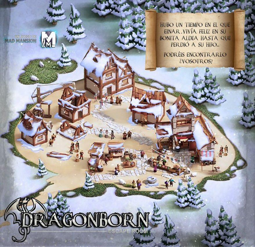 dragonborn vitoria