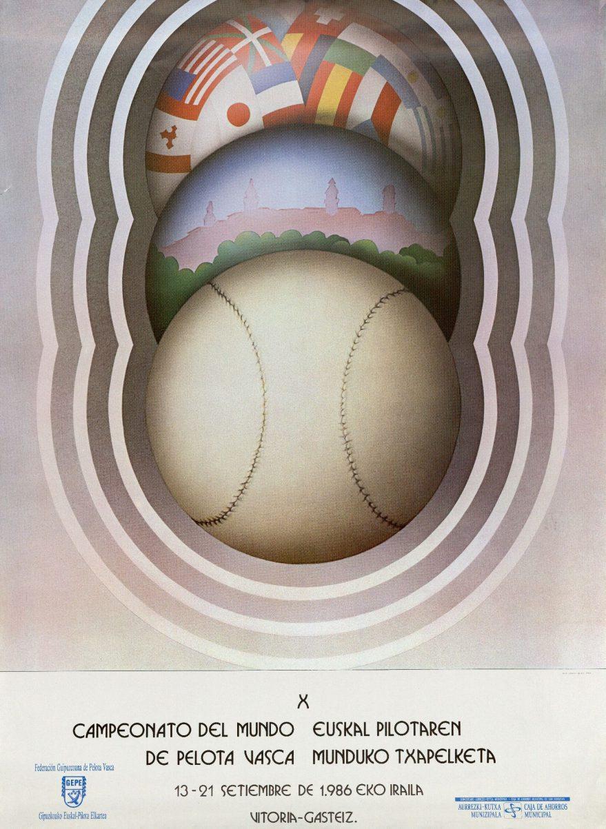 campeonato del mundo de pelota