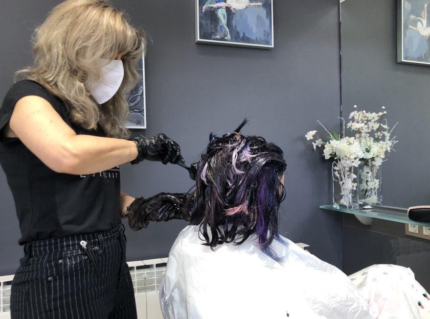 peluquerias nueva normalidad