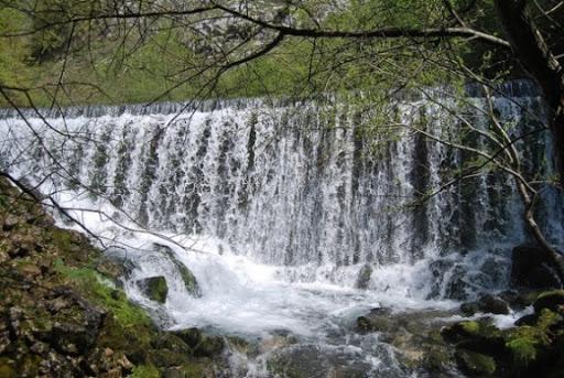 Nacedero Río Zirauntza