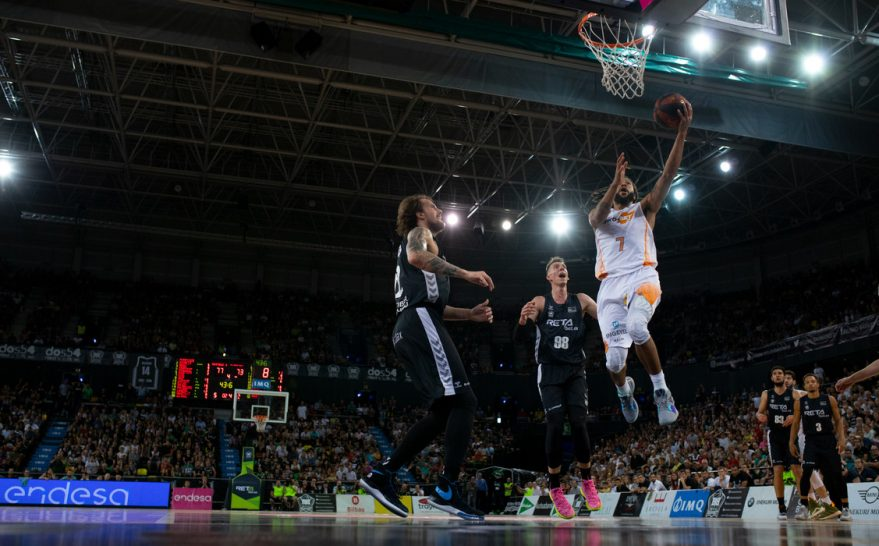 baskonia bilbao basket acb