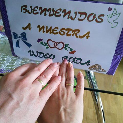 Las bodas en el confinamiento: ¡Sí, quiero! virtuales y aplazamientos hasta 2021 | Gasteiz Hoy