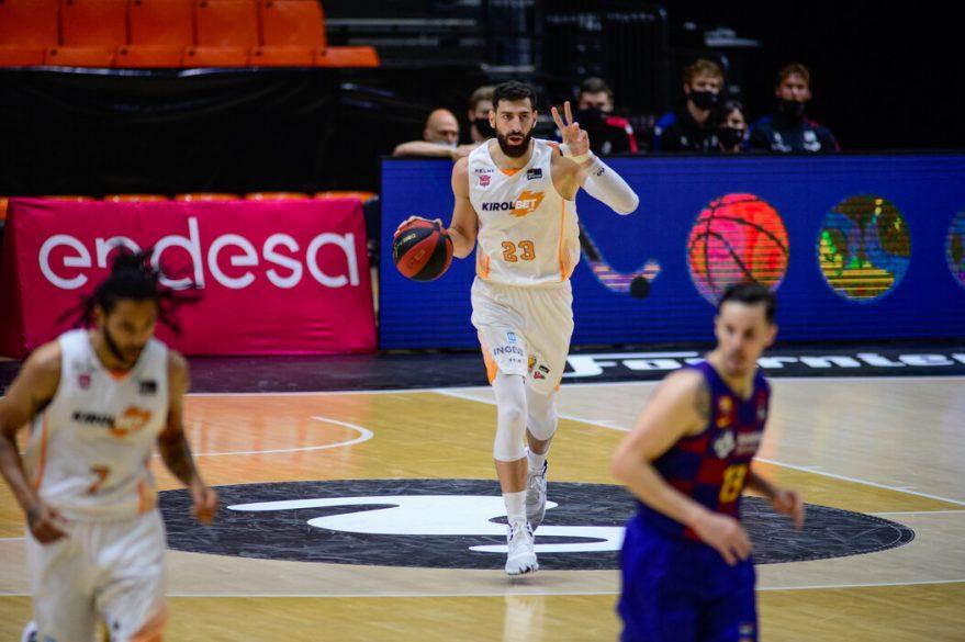 baskonia barcelona liga acb