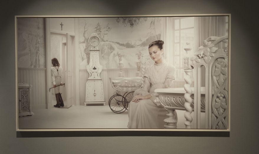"""Exposición """"Armonías en blanco y negro"""""""