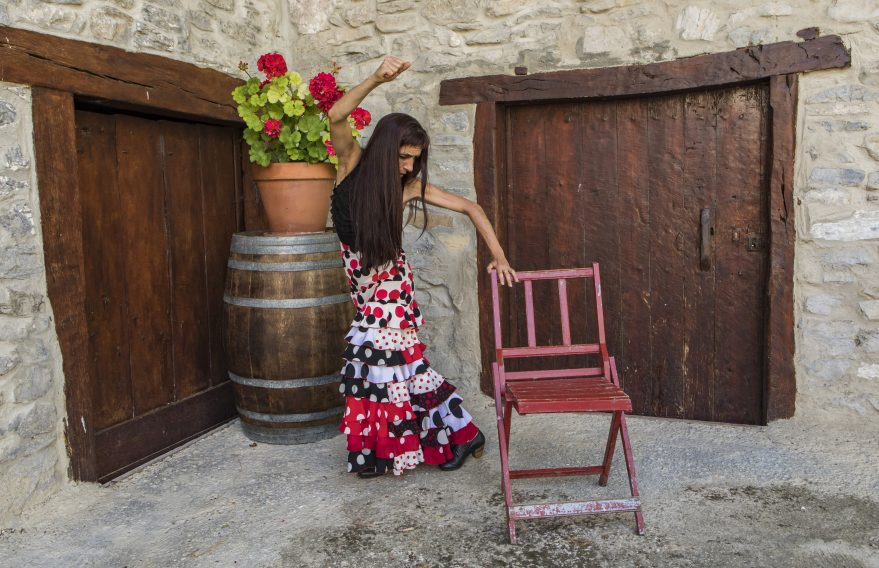 la pulga flamenco