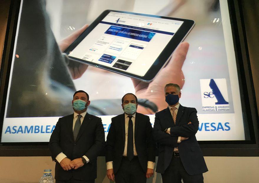 Asamblea anual de SEA Empresas Alavesas