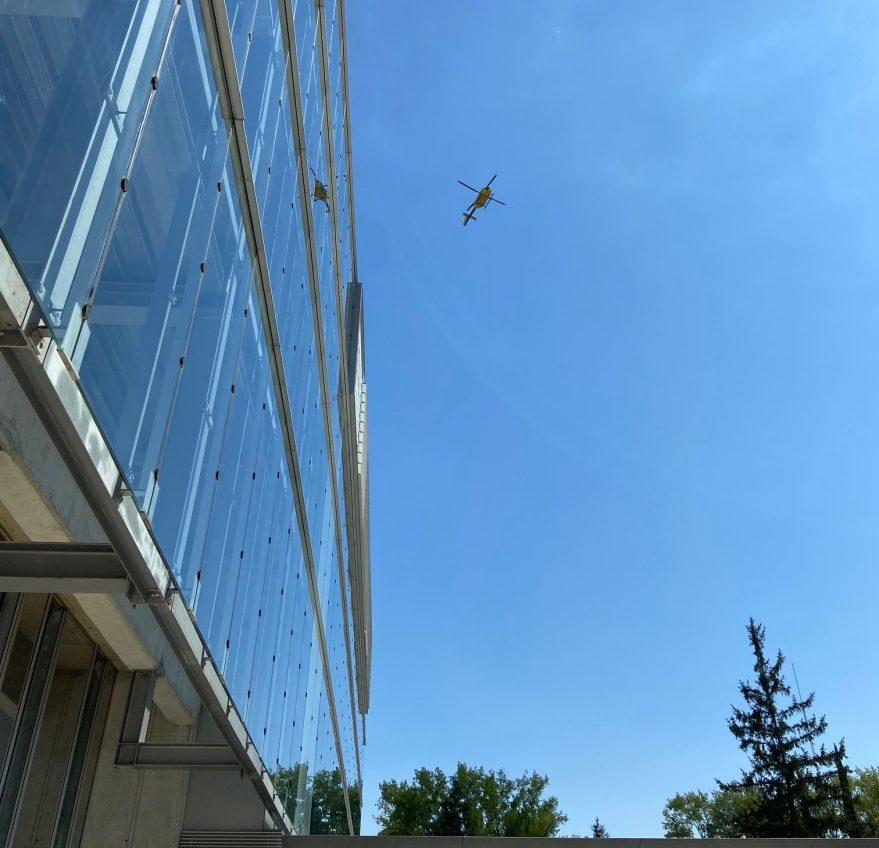 helicoptero vitoria baja altura