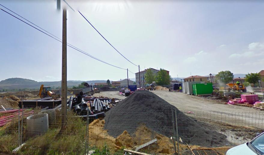 Fallece trabajador camion aretxabaleta
