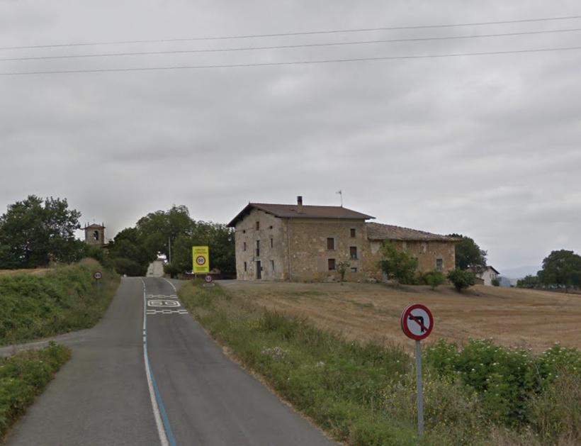 Lugar en el que se habría producido el accidente
