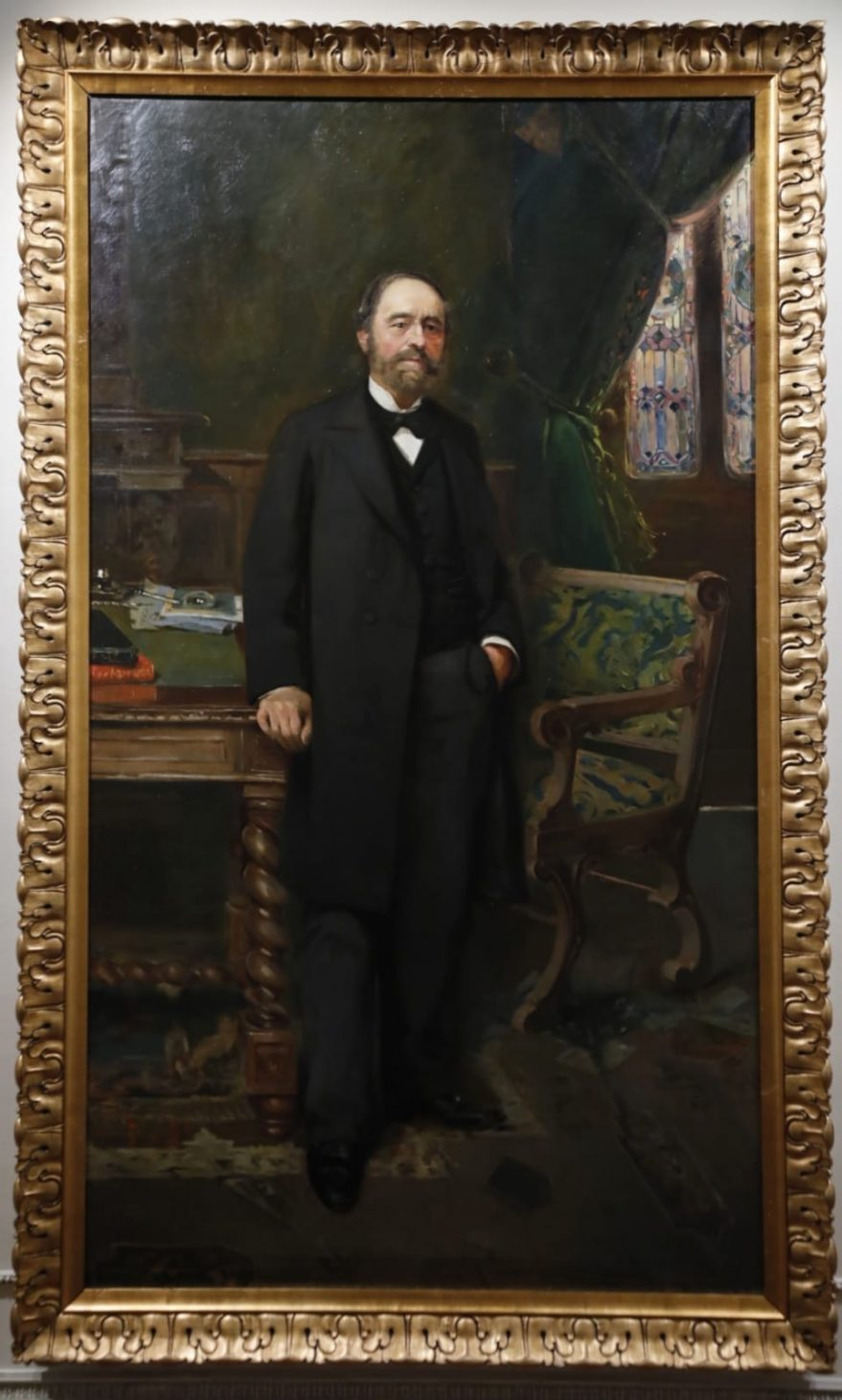 Ignacio Figueroa, Marqués de Villamejor