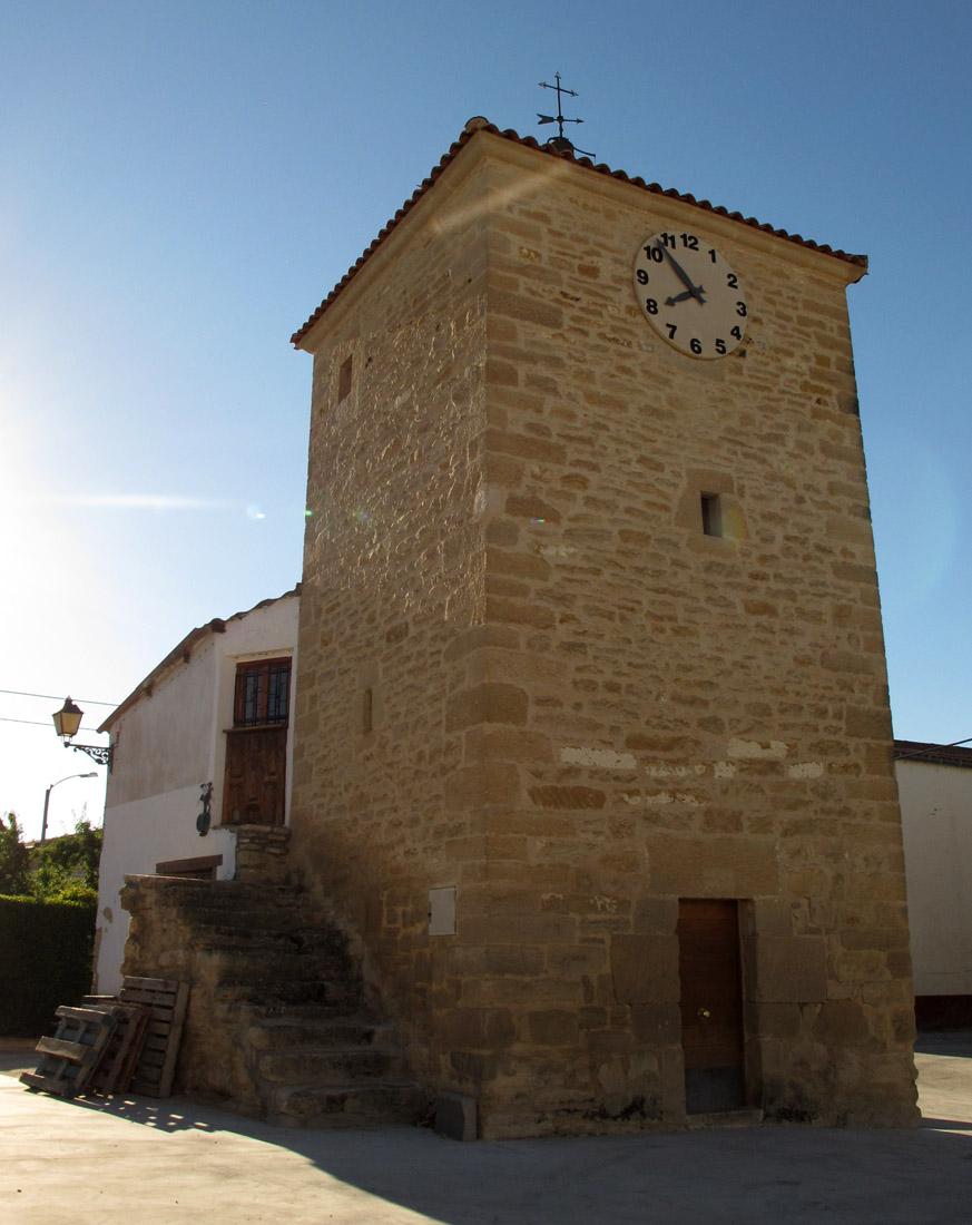 Torre del Reloj de Salcedo