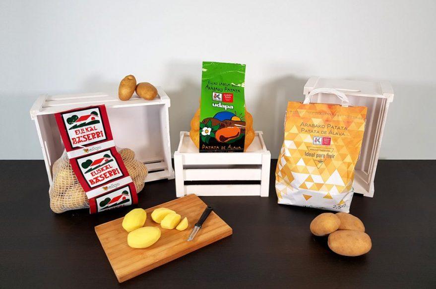 Patatas Udapa