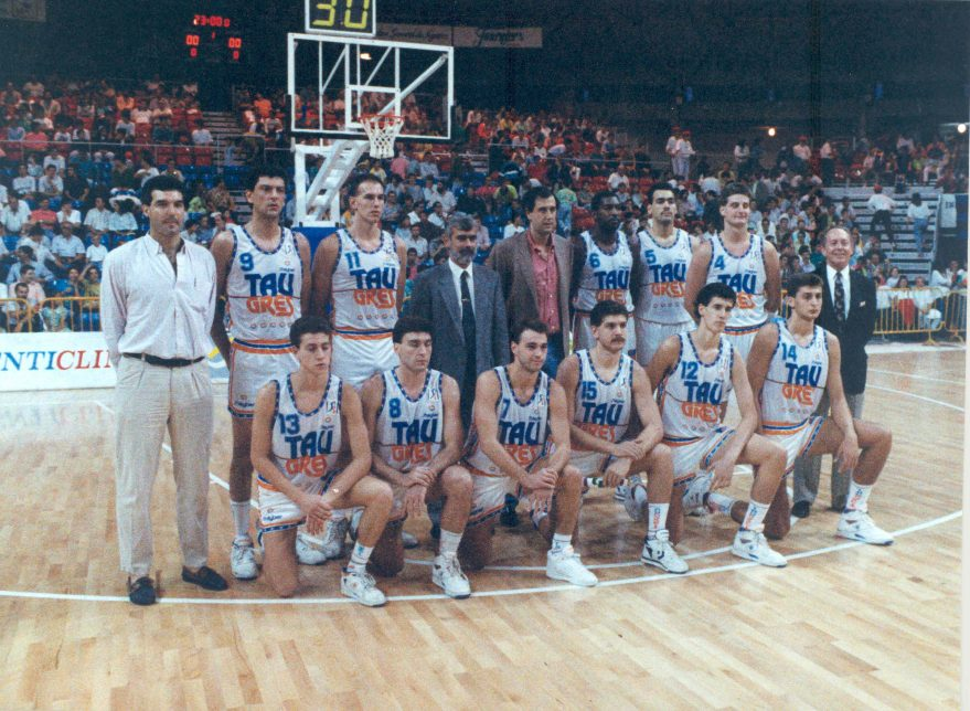 El Buesa Arena cumple años (15/09/1990) ArabaBuesa-879x644