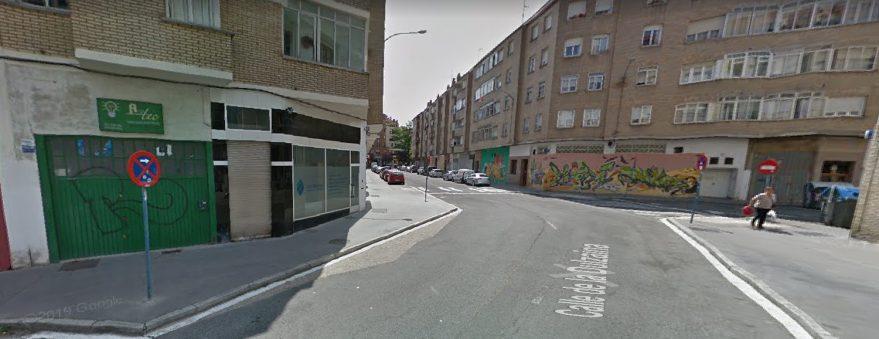 Calle Dulzaina calmado